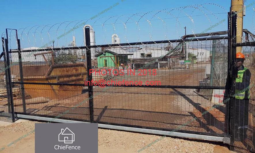 مشروع جنوب أفريقيا