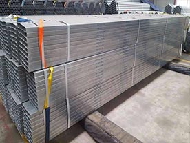 Steel Fence Steel Pipes