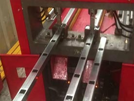 Steel Fence Pipe Punching